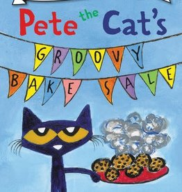 I Can Read! Pete Cat Bake Sale Hardcover