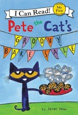 I Can Read! Pete Cat Groovy Bake Sale