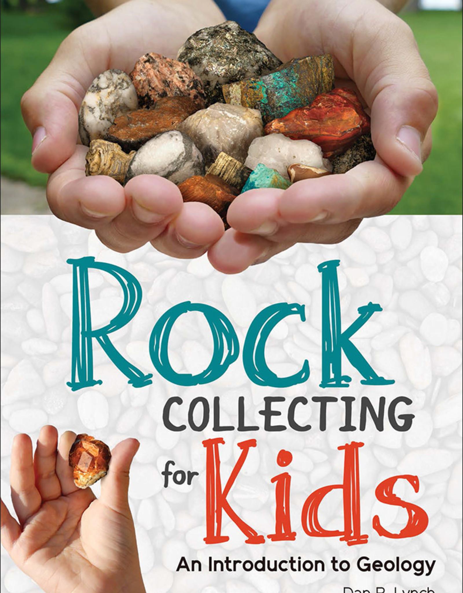 AdventureKEEN Book Rock Collecting for Kids