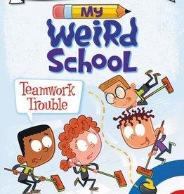 I Can Read! Weird School Teamwork Trouble