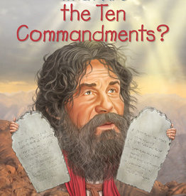 Who HQ What Are the Ten Commandments?