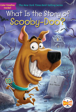Who HQ What is the Story of Scooby Doo?