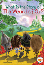 Who HQ What is the Story of the Wizard of Oz