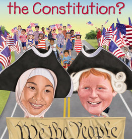 Who HQ What is the Constitution