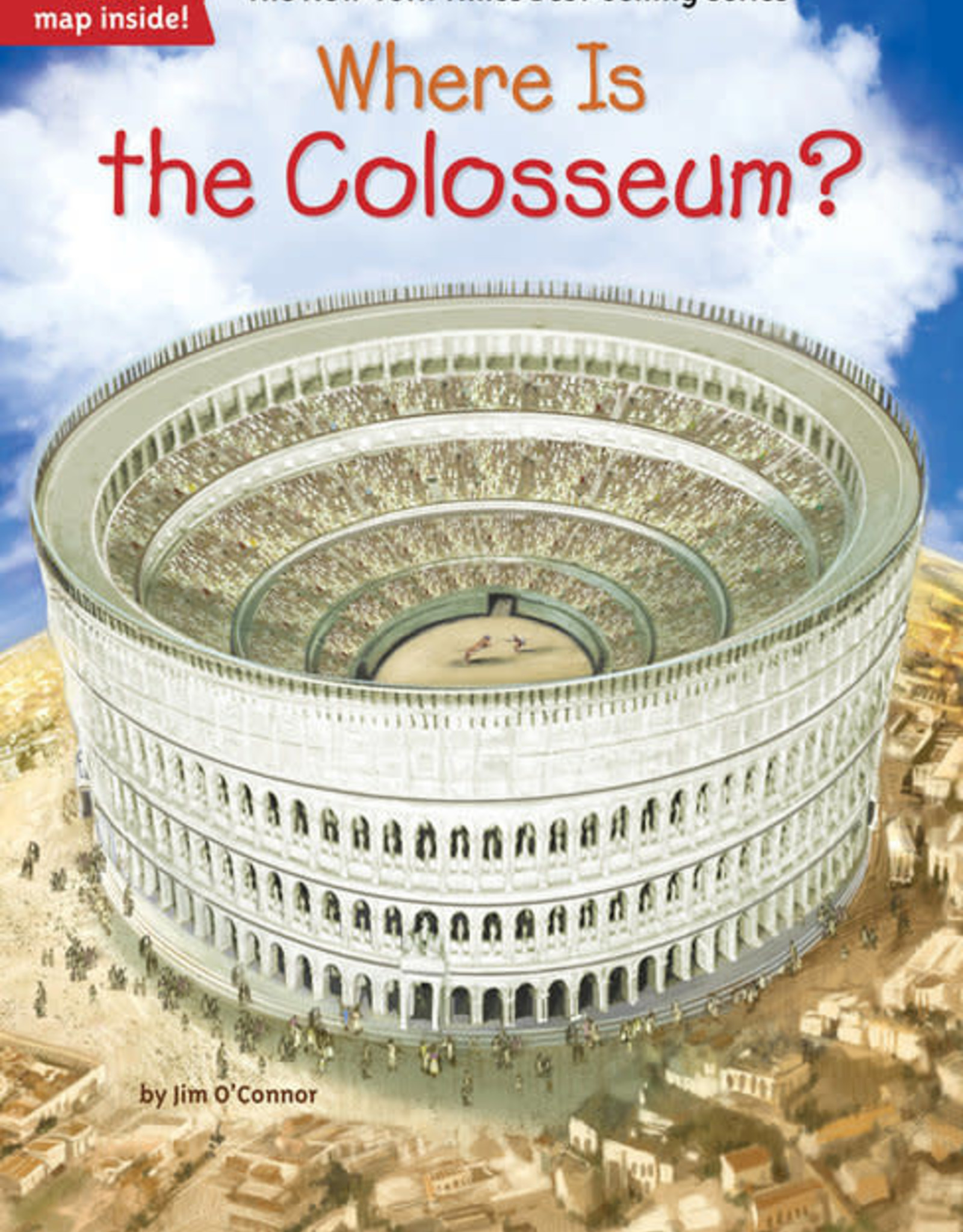 Who HQ WHERE IS THE COLOSSEUM??