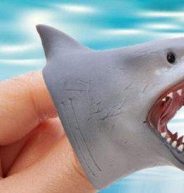 Schylling Finger Puppet Rubber Shark