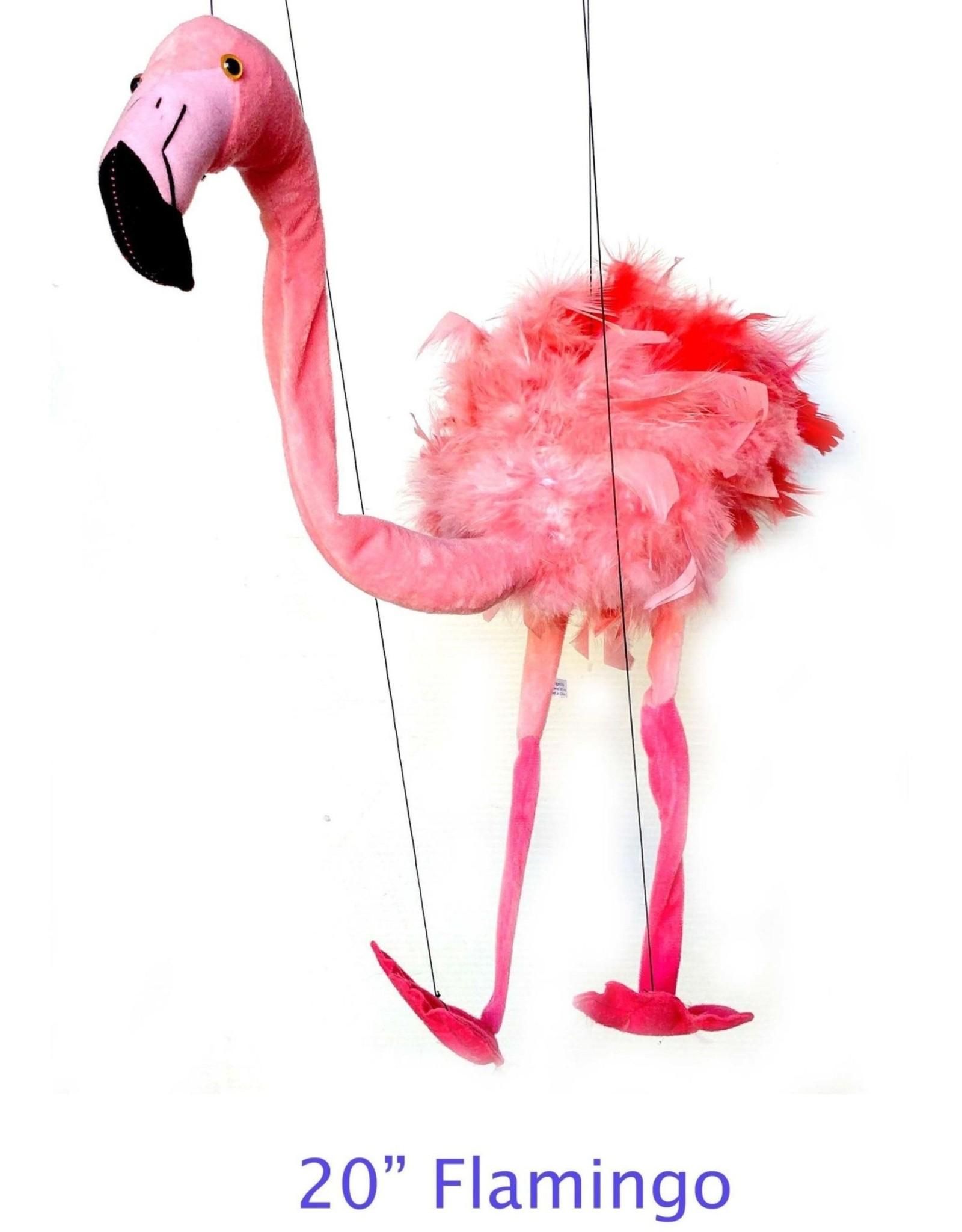 Fairyland Inc. Marionette Flamingo