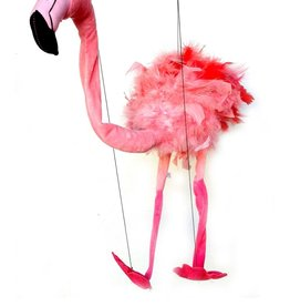 Fairyland Inc. Marionette Flamingo