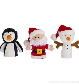 Ganz Holiday Finger Puppet