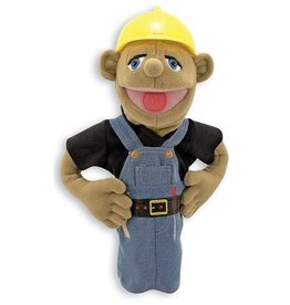 Melissa & Doug MD Puppet Construction Worker