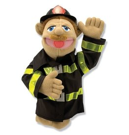 Melissa & Doug MD Puppet Firefighter