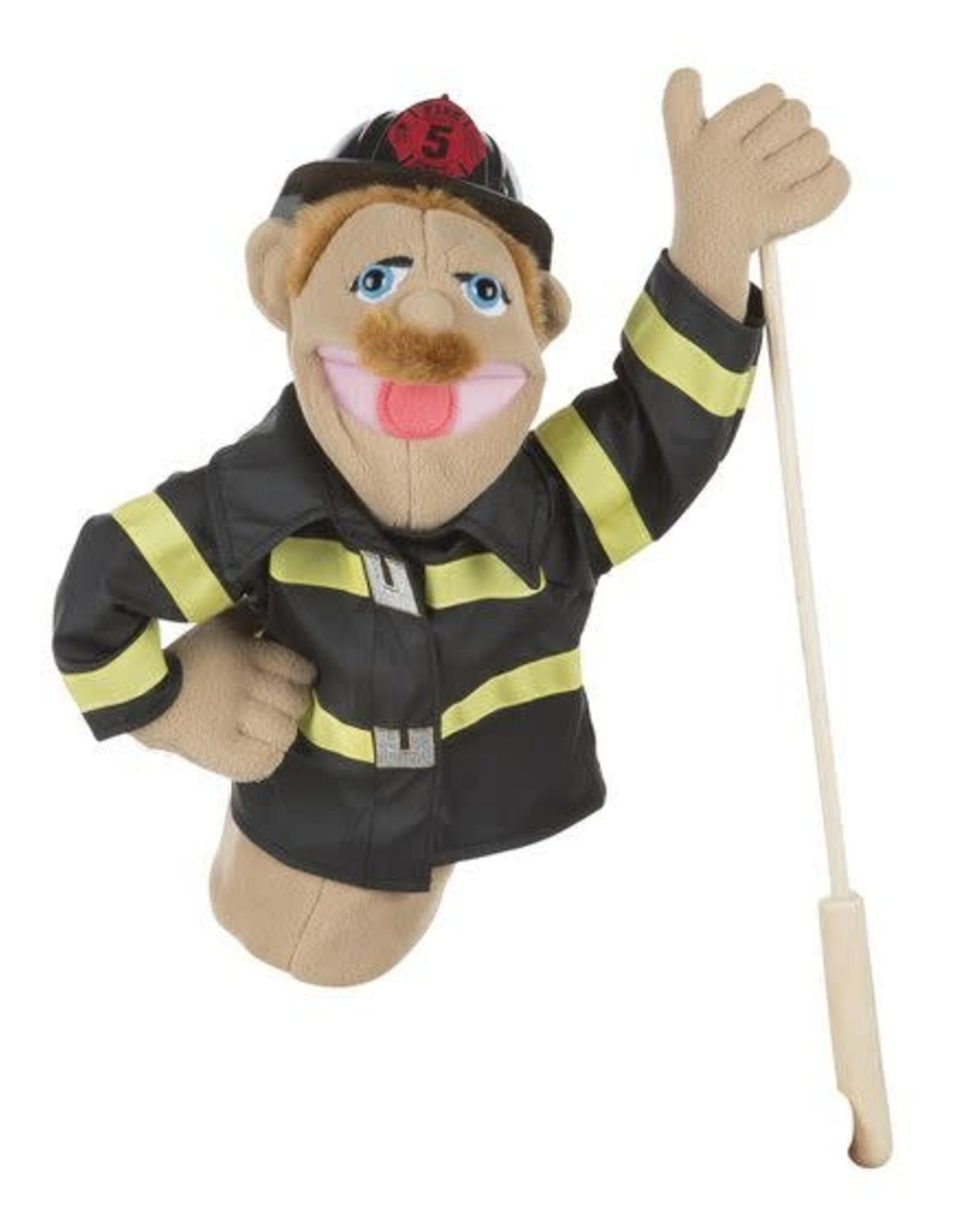 Melissa & Doug MD Puppet Firefighter