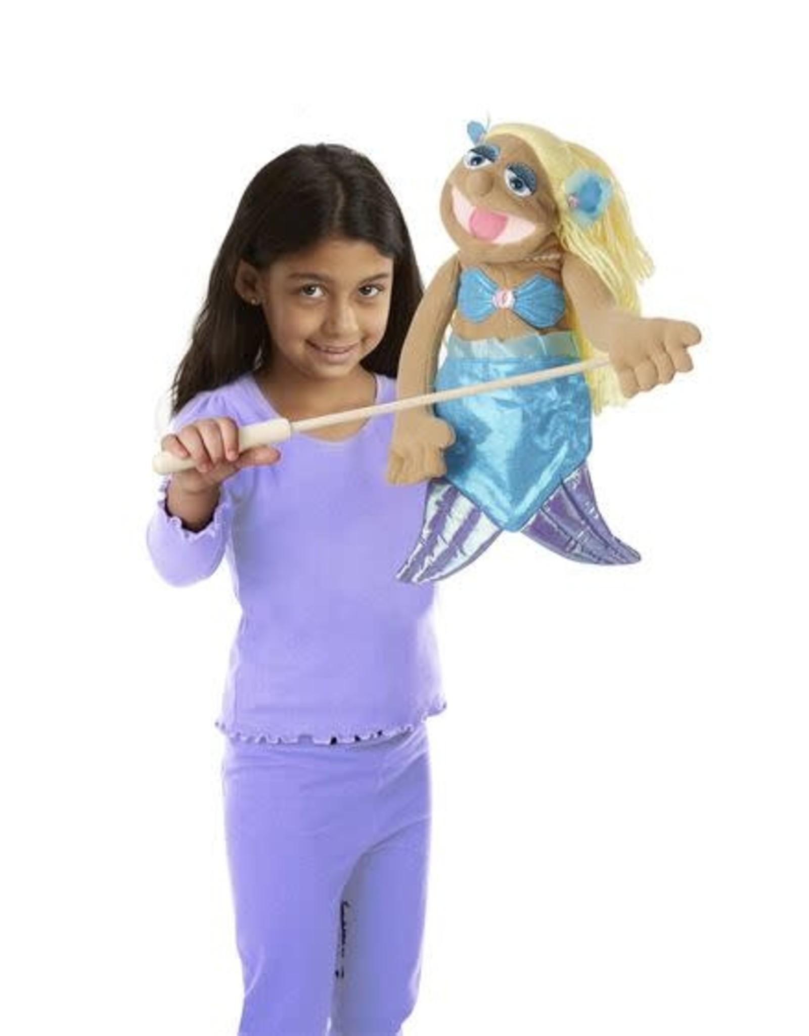 Melissa & Doug MD Puppet Mermaid