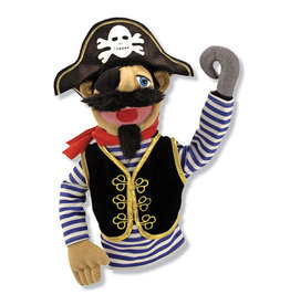 Melissa & Doug MD Puppet Pirate
