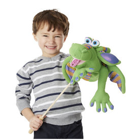 Melissa & Doug MD Puppet Smoulder Dragon
