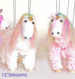 Fairyland Inc. Marionette Med Unicorn