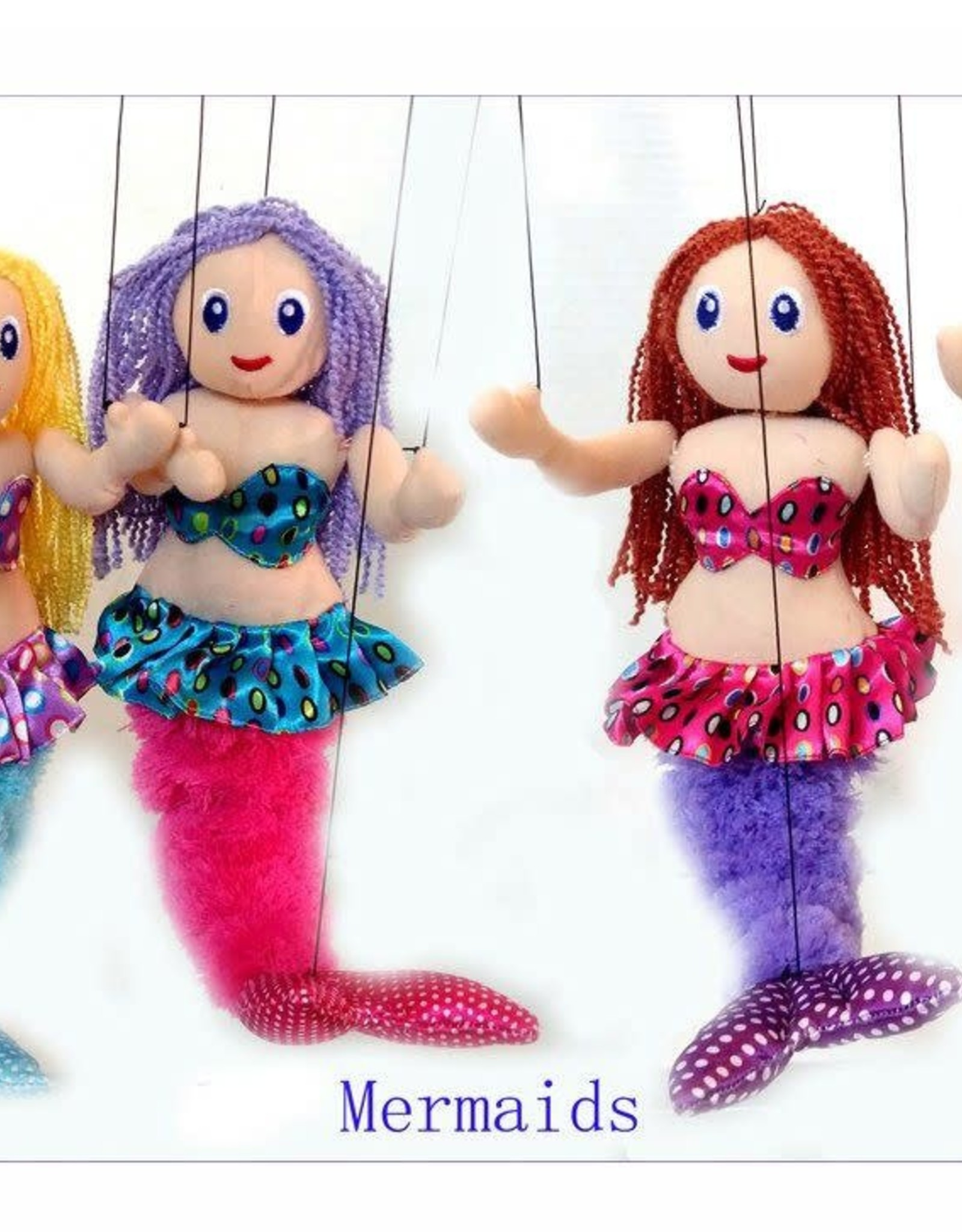 Fairyland Inc. Marionette Mermaid