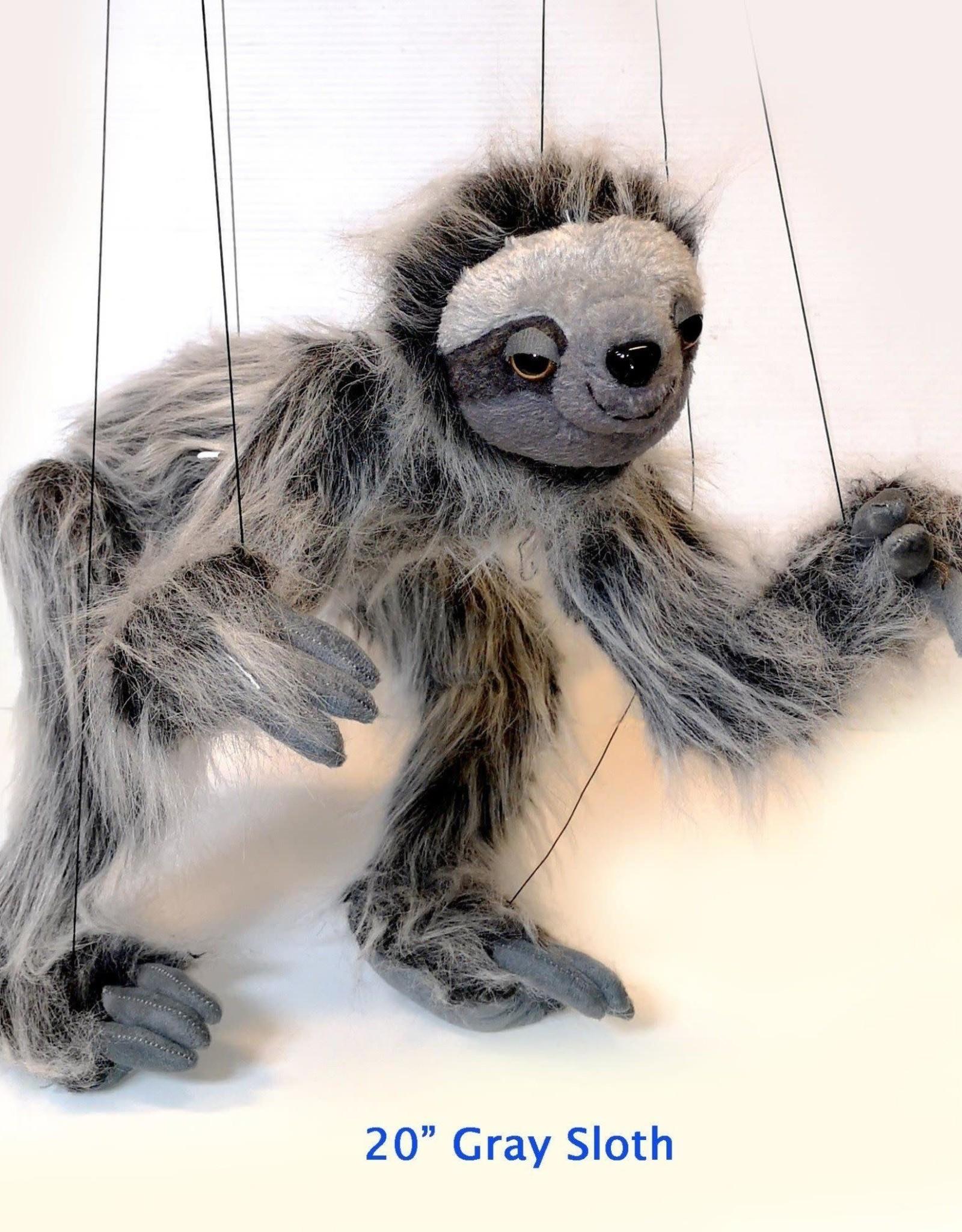 Fairyland Inc. Marionette Sloth