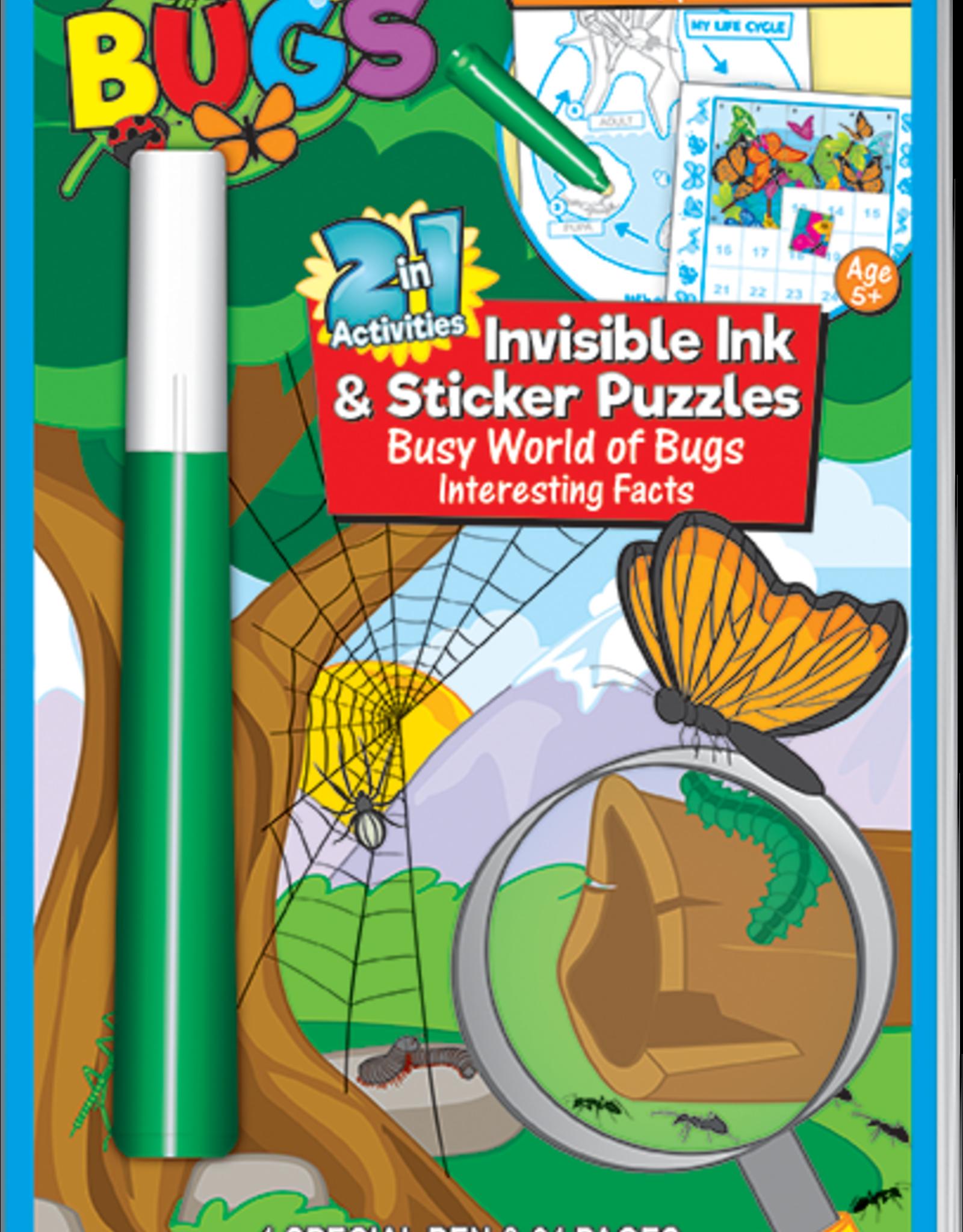 Lee Publications Bug Book Assortment