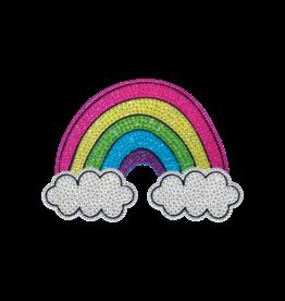 iscream Decal Rhinestone Rainbow