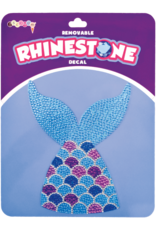 iscream Decal Rhinestone Mermazing Large