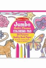 Melissa & Doug MD Coloring Pad Pink