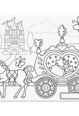 Melissa & Doug MD Coloring Pad Princess