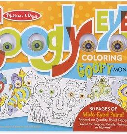 Melissa & Doug MD Goofy Monster Googly Eyes