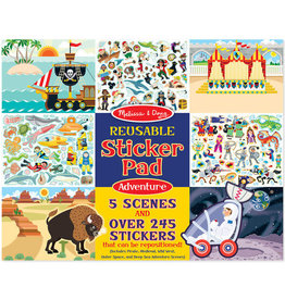Melissa & Doug MD Sticker Pad Adventure