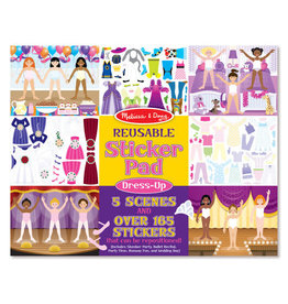 Melissa & Doug MD Sticker Pad Dress Up