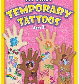 Melissa & Doug MD Temporary Tattoos Pink