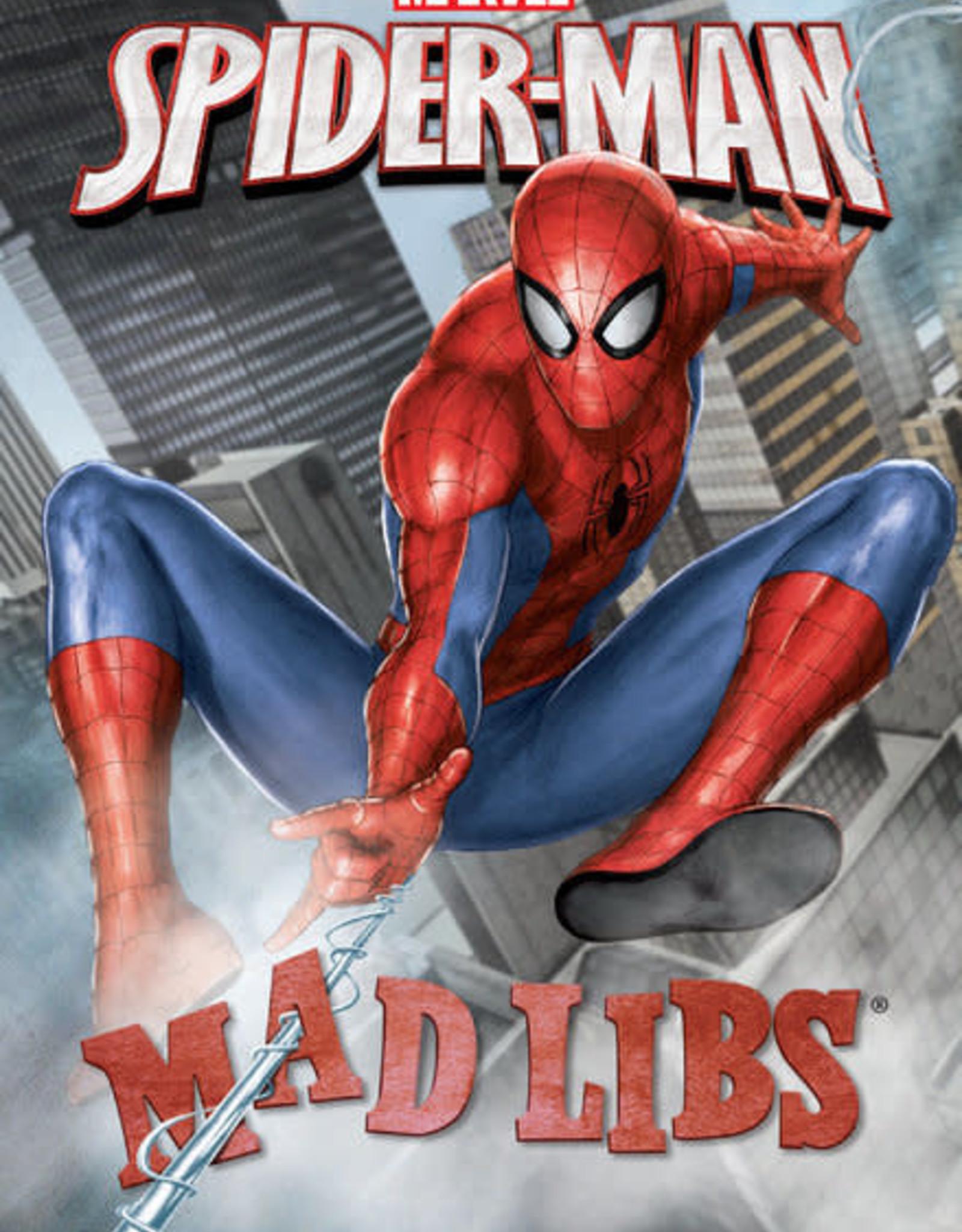Mad Libs Mad Libs Spider Man