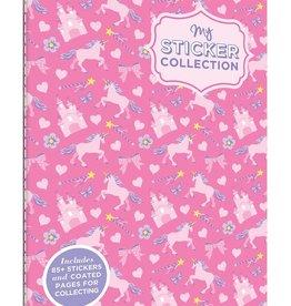Mrs. Grossman's Sticker Collection Book Princess