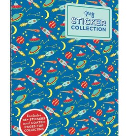 Mrs. Grossman's Sticker Collection Book Space