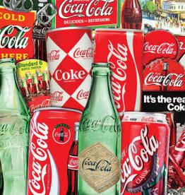 Springbok 1000pc Vintage Soda Cans