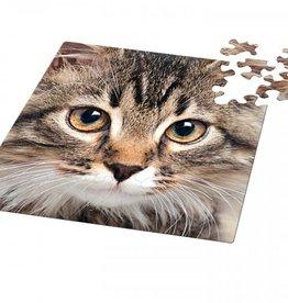 Curiosi 66pc Q Puzzle Cat