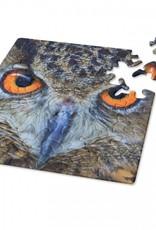 Curiosi 66pc Q Puzzle Owl