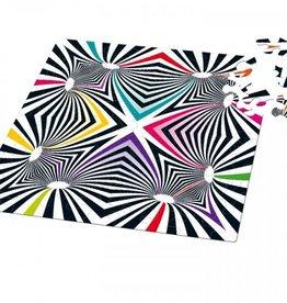 Curiosi 72pc Q Puzzle Shake Design #3