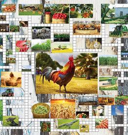 SunsOut Crossword Puzzle Combo Farm