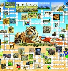 SunsOut Crossword Puzzle Combo Safari