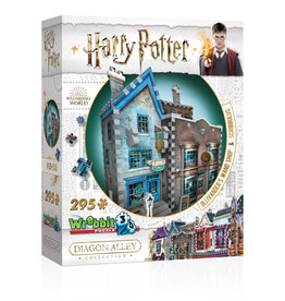 Wrebbit 295pc 3D Harry Potter Ollivander's Wand Shop