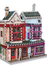Wrebbit 305pc 3D Harry Potter Quidditch Shop