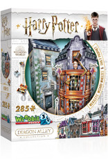 Wrebbit 285pc 3D Harry Potter Weasleys' Wizard Wheezes