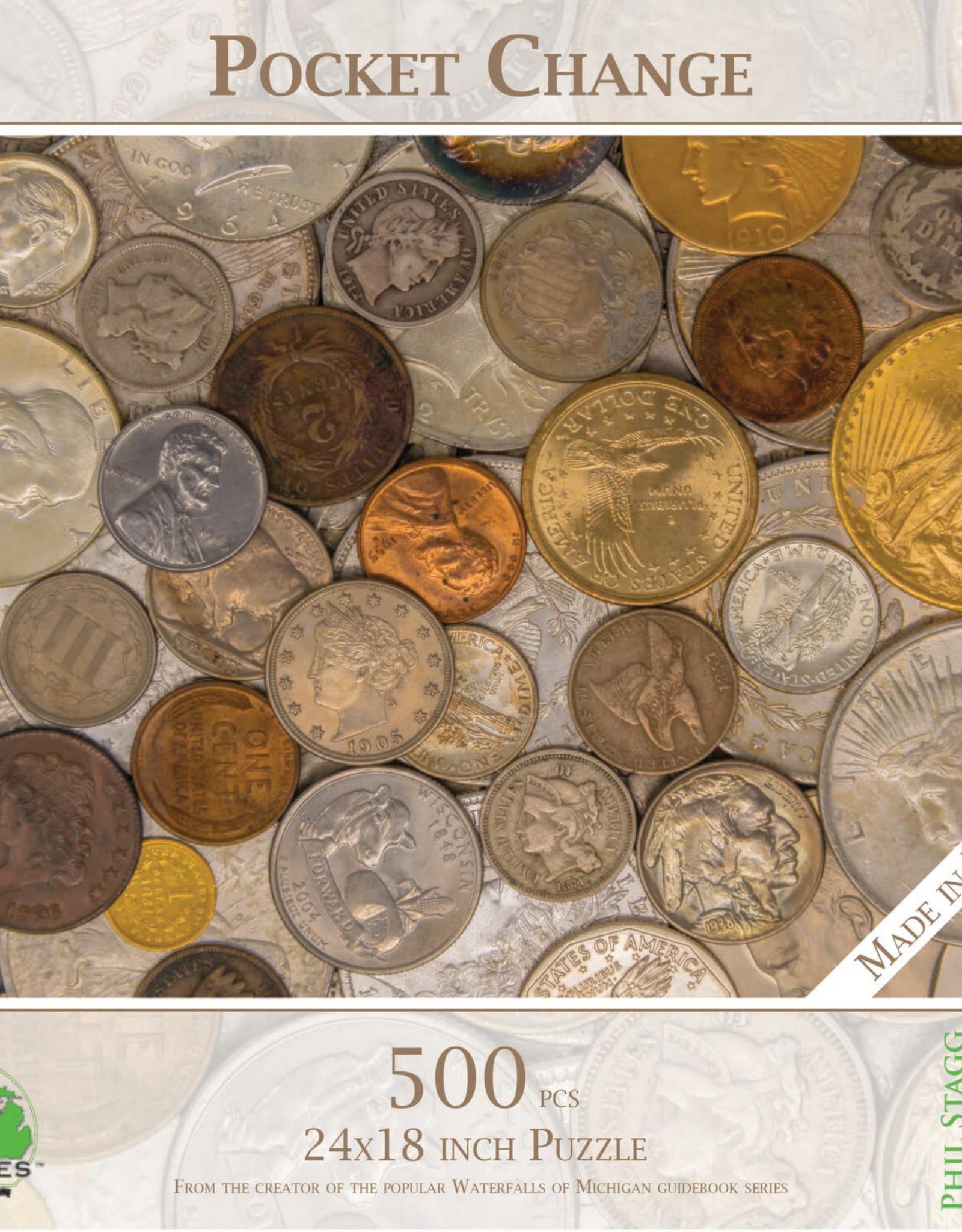 500pc Pocket Change