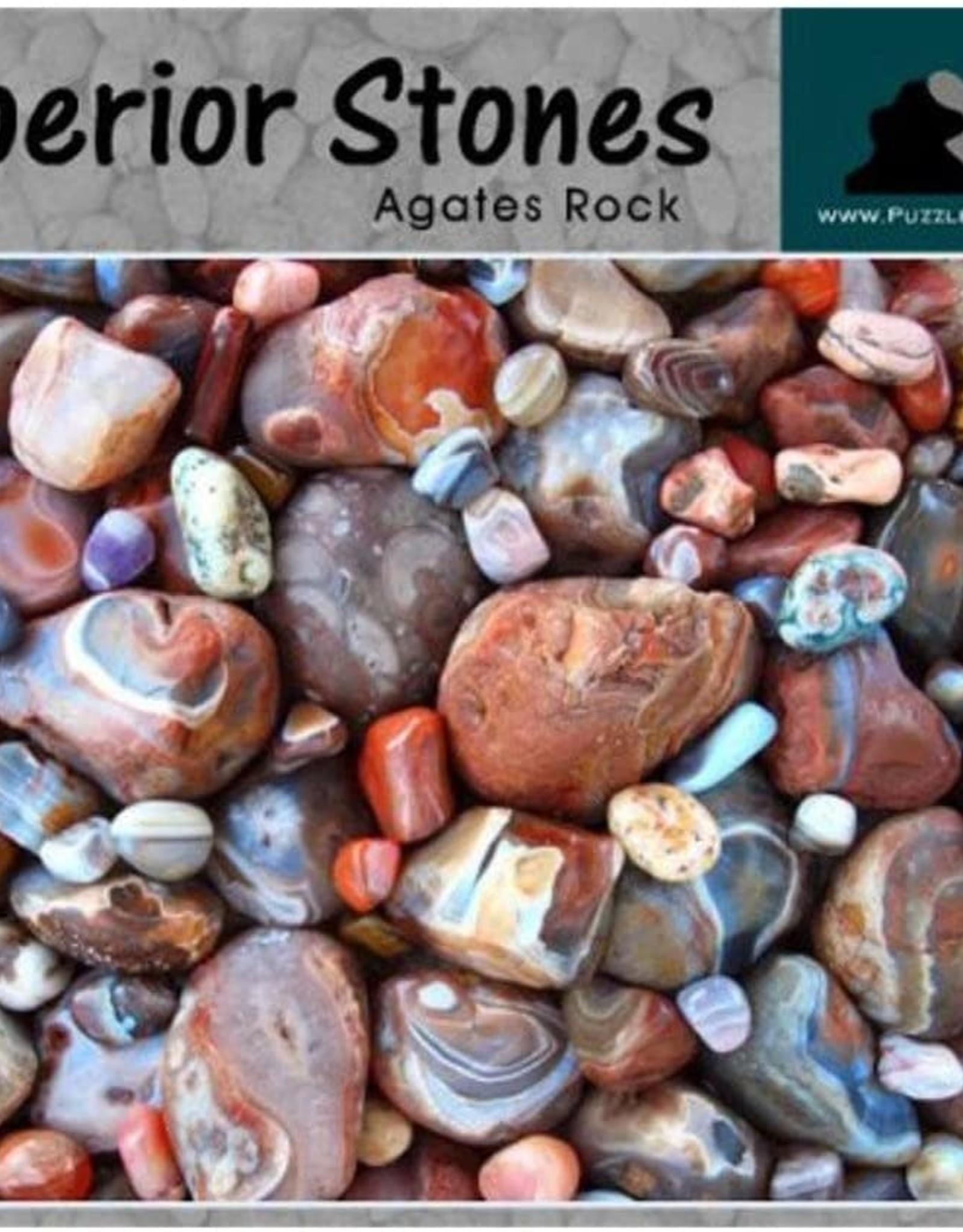 Puzzles That Rock 550pc Superior Stones