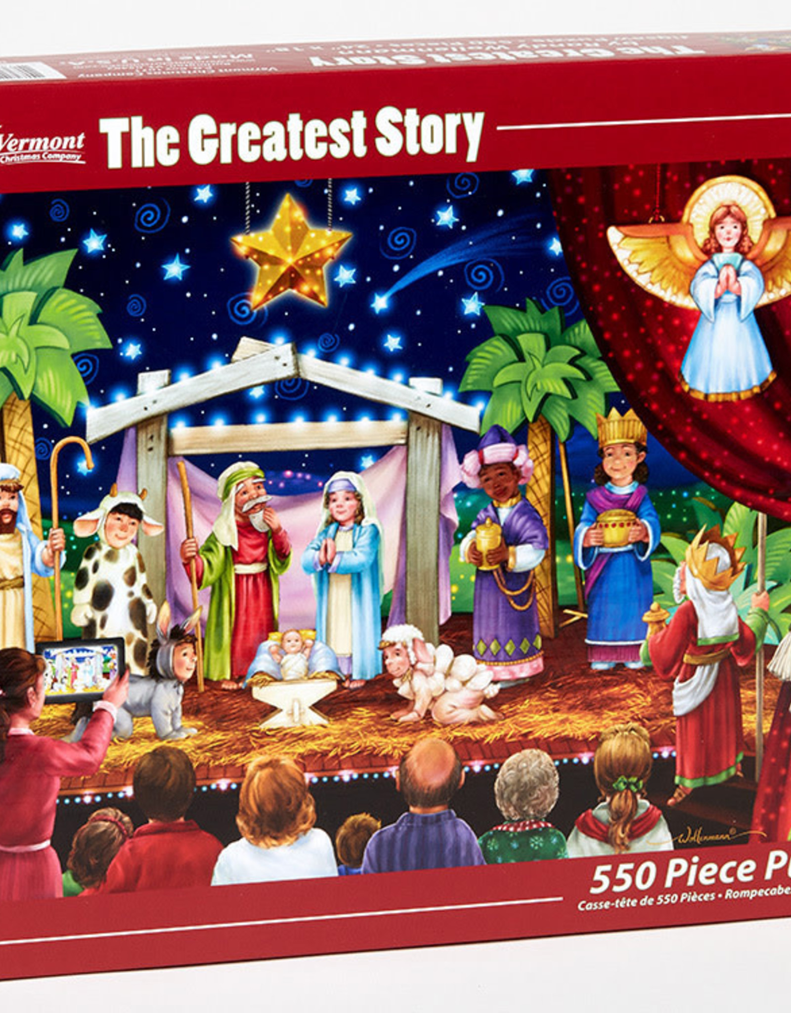 550pc The Greatest Story