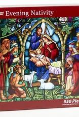 550pc Evening Nativity
