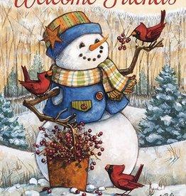 Carson C Berry Fun Snowman GF