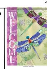 Carson C Delightful Dragonflies GF