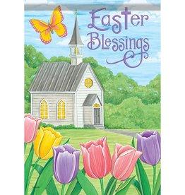 Carson C Easter Blessings Church GF
